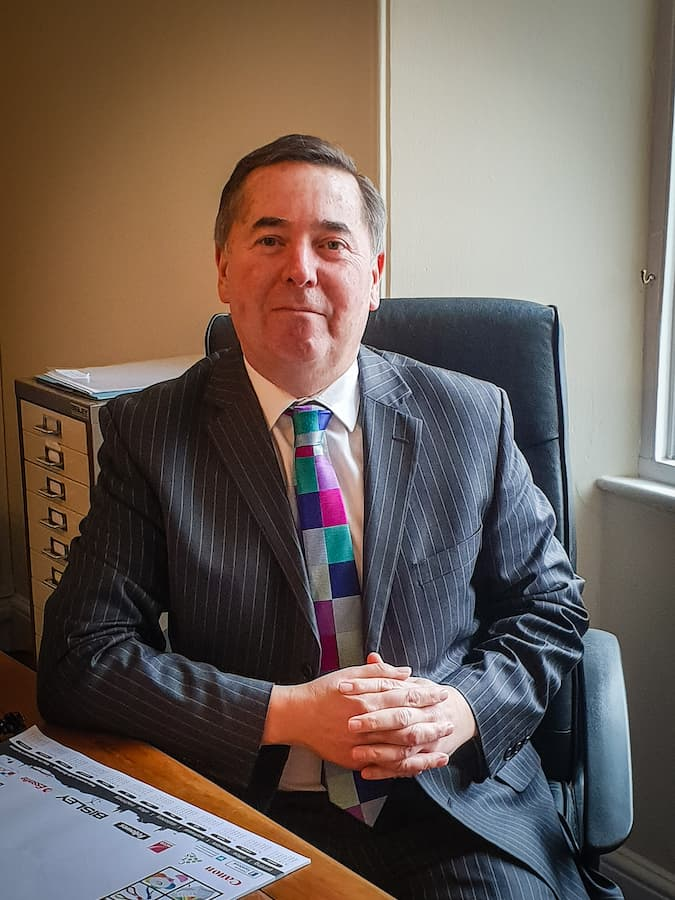 Mark Drew - Managing Director - Hansell Drew Solicitors
